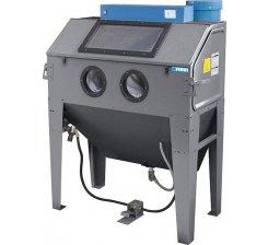 Cabina de sablat cu vacuum 0687