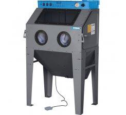Cabina de sablat cu vacuum 0878