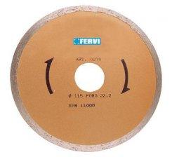 Disc diamantat 115 mm pentru placi ceramice 0279