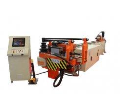 Masina hidraulica de indoit tevi cu dorn 60x4 mm CNC-60R3