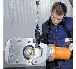 Foarfeca hidraulica cabluri 140 mm TC 140