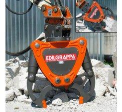 Cleste excavator demolator 430-2DE T44