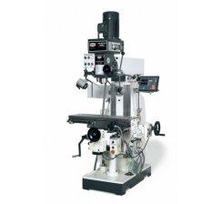 Masina de frezat metale universala cu afisaj de cote 25-100 mm/50 mm FHV-50PD/2