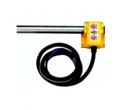 Suport universal ecran pentru protectie strung M400