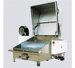 Masina de spalat, degresat piese tip cabina MCD