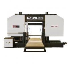Fierastrau semiautomat cu banda pentru metale 1500 mm MPDS-1500H