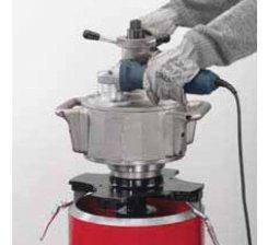 Masina de sanfrenat tevi portabila hidraulica 94 ÷ 318 mm SUPERMAXI 4-16H