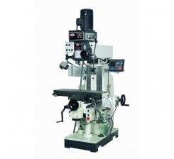 Masina de frezat metale universala cu afisaj de cote 25-100 mm/50 mm FHV-50PD