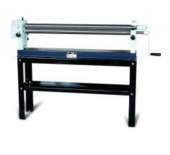 Dispozitiv manual de roluit tabla 1000 mm ZS-8/1000