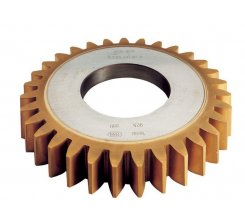Freza disc modul 1-10 mm HSS TIN C003,DIN 1825