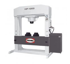 Presa hidraulica pentru ateliere mecanice HP-1000