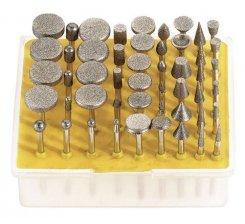 Set freze biax diamantate 3 mm 50 BUC D050