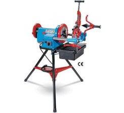 Masina de filetat tevi electrica profesionala 230 - 230 V/50 Hz