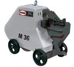 Masini debitat otel beton electro-mecanice M26