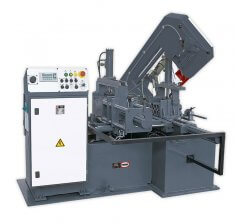 Fierastrau automat PLC cu banda pentru metal 320 mm MPCA-350 PLC
