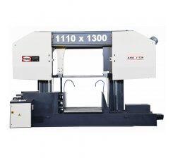 Fierastrau semiautomat cu banda pentru metale 1110x1300 mm MPDS-1110H
