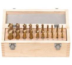 Set 20 freze cilindrice frontale 3-20 mm F001/20