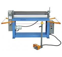 Masina de roluit tabla electrica 1300 mm 0285/75