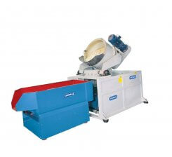 Masina de debavurat centrifugala SM 400
