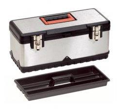 Cutie de scule din inox cu interior de polipropilena c648