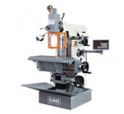 Masina de frezat metale universala 50/125 mm WFM 210
