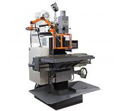 Masina de frezat metale universala 50/150 mm WFM 410