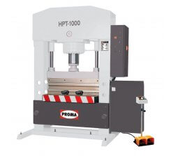 Presa hidraulica universala HPT-1000L