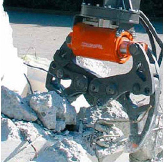 Cleste excavator demolator 430DE T34