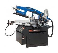Fierastrau hidraulic semi-automat cu banda pentru metale 300 mm ARG 300 PLUS S.A.F.