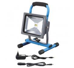 Proiector LED cu acumulatori 20W 0445/20