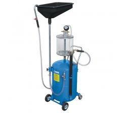 Recuperator de ulei pneumatic/aspiratie 0596