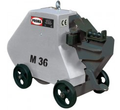 Masini debitat otel beton electro-mecanice M36