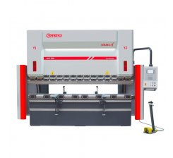 Presa hidraulica de indoit tabla tip abkant cu CNC DENER SMART XL 26100