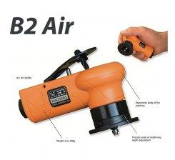 Masina de sanfrenat tabla pneumatica B2 AIR (sanfren maxim 2mm)
