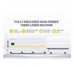 Masina debitat tabla cu laser ECOLASER 3 kW MAXPHOTONICS 1.5x3m