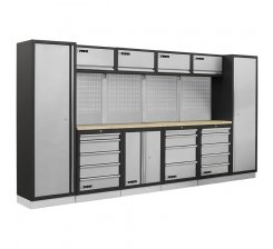 Dulap modular pentru atelier A007A
