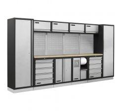 Dulap modular pentru atelier A007B
