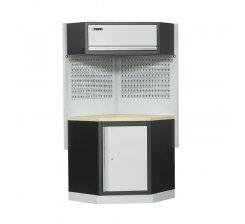 Dulap  de colt pentru atelier modular A007F
