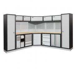 Mobilier modular pentru atelier A007L