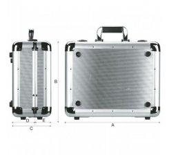 Cutie de scule din aluminiu (fara scule) 0680