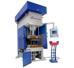 Presa hidraulica tip C de ambutisat cu dublu efect 1000 x 600 mm CFDD 250