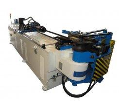 Masina hidraulica de indoit tevi cu dorn 90x4 mm CNC-90R1