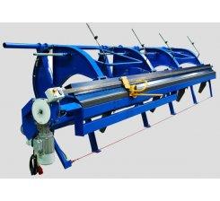 Abkant electric de indoit tabla pentru ateliere de tinichgerie DOH-6e
