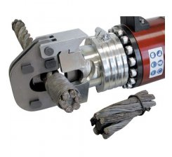 Cap interschimbabil debitare cablu otel 32 mm TF32