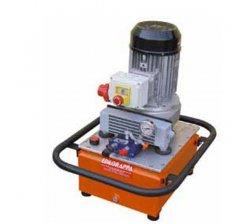 Pompa hidraulica CB700 L4 - 400V/3 -c/w Intercooler