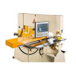 Linie de automatizare productie pentru foarfeci combinate Semipaxy CNC GEKA