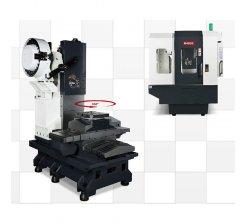 Centru orizontal de filetare cu CNC H4030