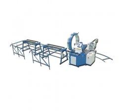 Linie productie tubulatura elicoidala pentru ventilatie HEAVY DUTY TUBE FORMER