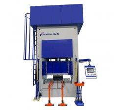Presa hidraulica tip H de ambutisat cu simplu efect 1200 x 1400 mm HSA 400