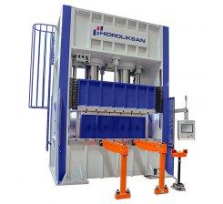 Presa hidraulica tip H de ambutisat cu simplu efect 1500 x 1700 mm HSA 600